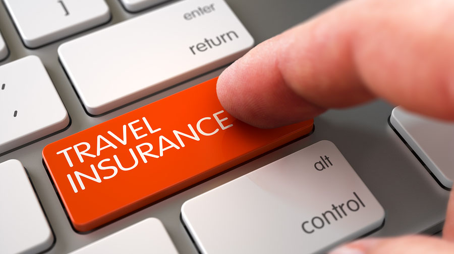 travel insurance keyboard - Importance of Travel Insurance