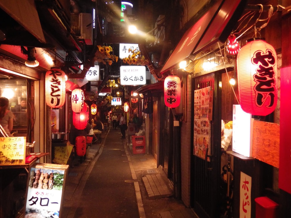 Omoide Yokocho 001 3x4 - Things to do in Tokyo during the Olympics