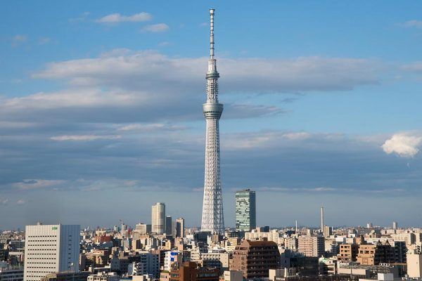 skytree 15 600x400 - Advertising Products Using Signages