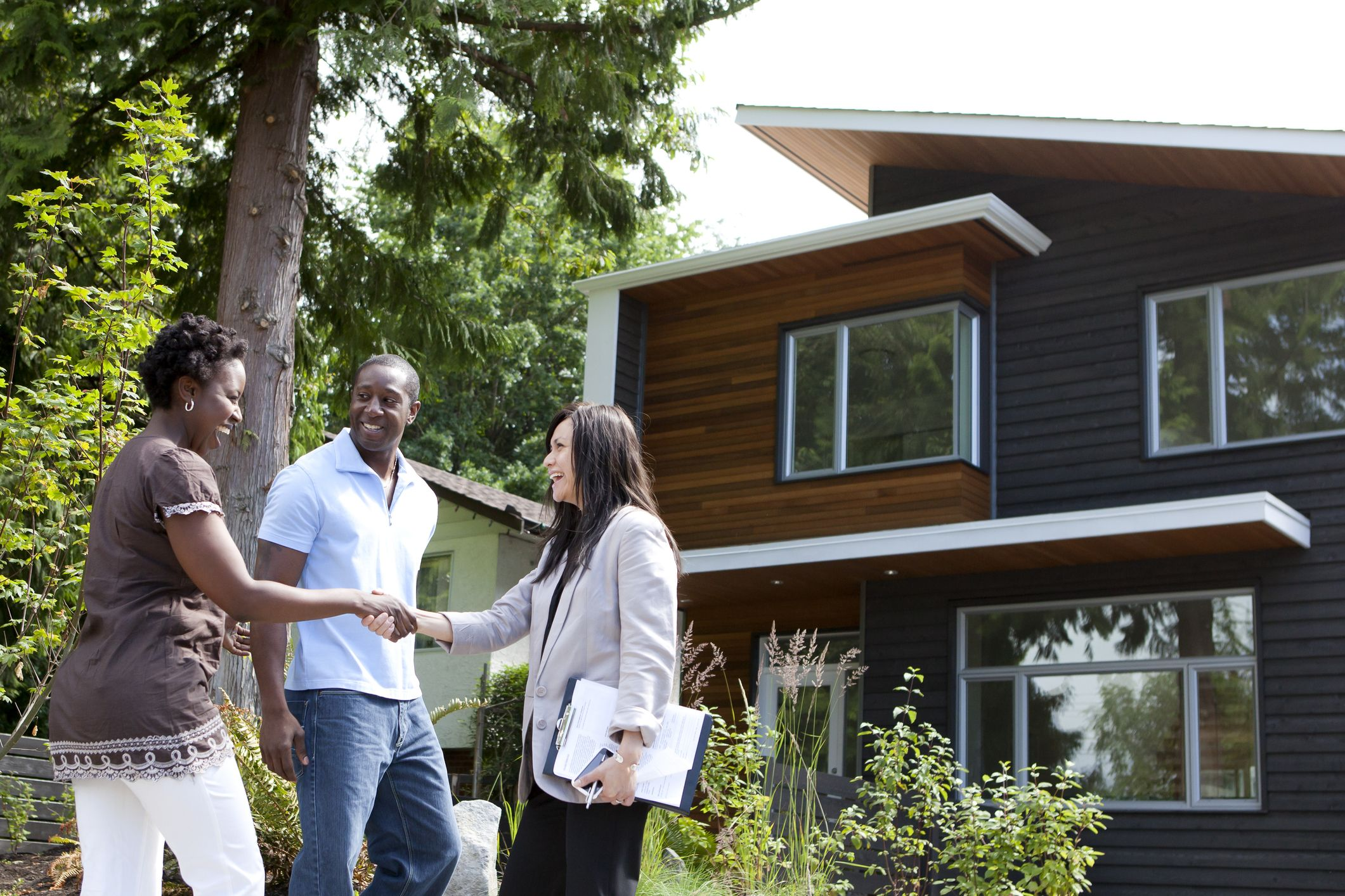 real estate agent greeting couple at house royalty free image 111661701 1561758969 - Prepare for a better future