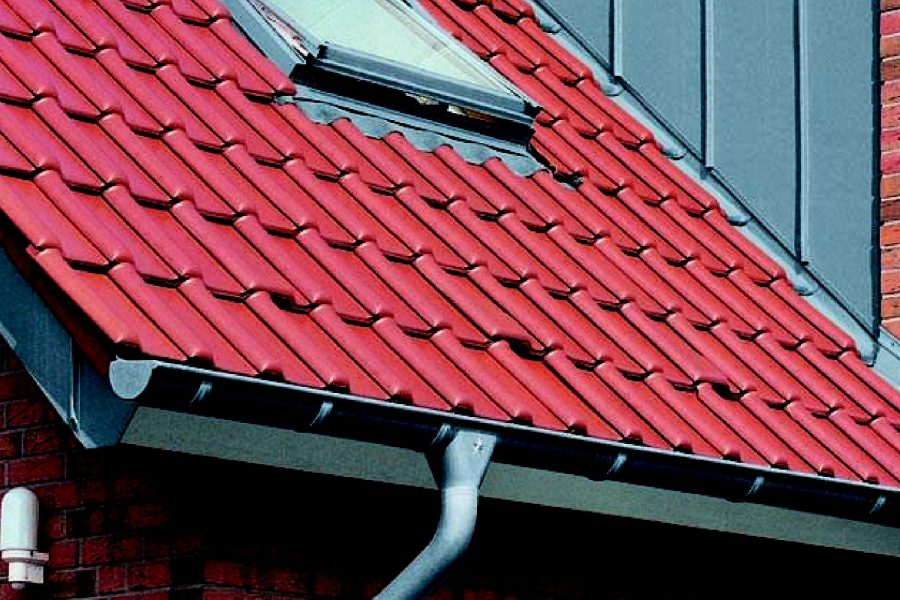 1 900x600 - Drainage System: If You Have A Flat Roof