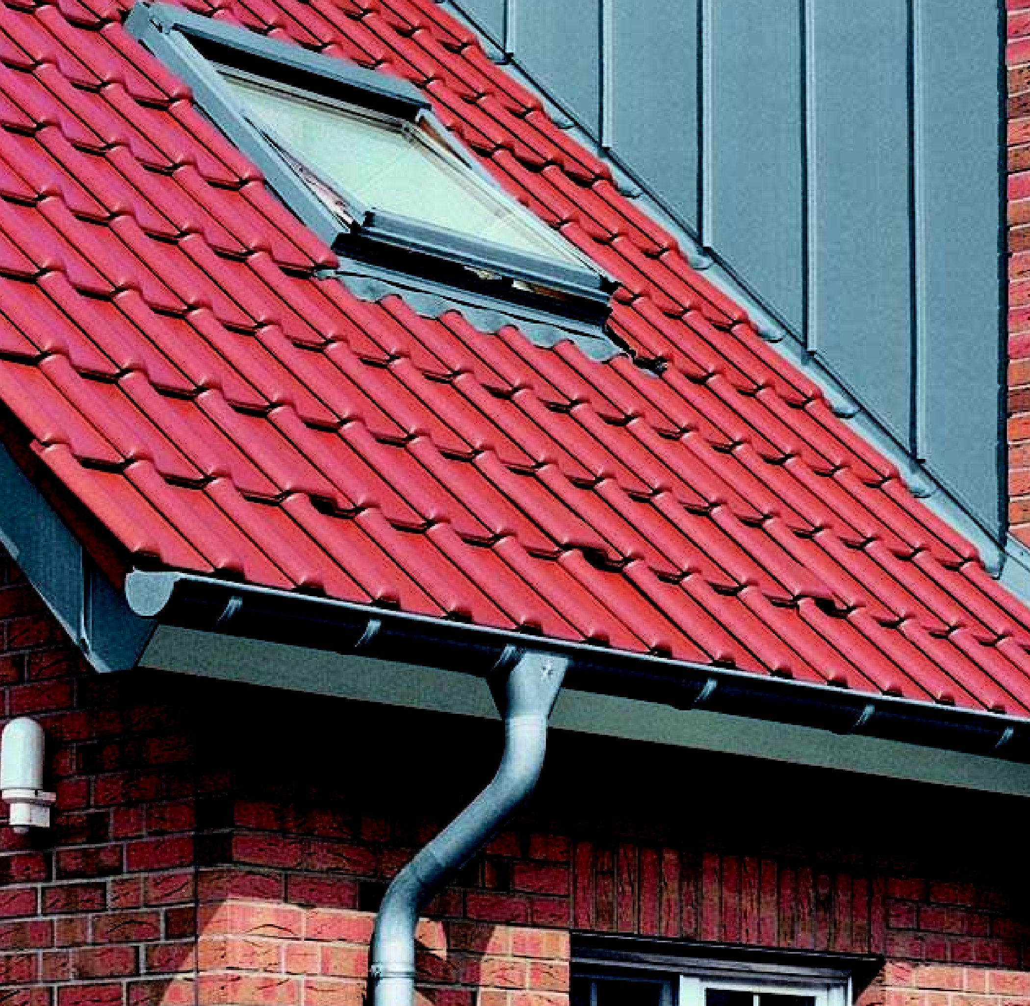 1 - Drainage System: If You Have A Flat Roof